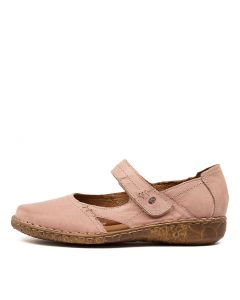ROSALIE 37 ROSE LEATHER