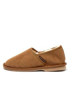 NOOSA MENS CHESTNUT LEATHER