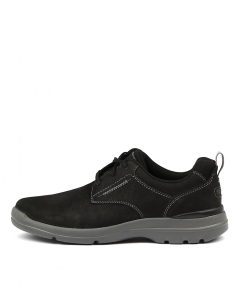 CITY EDGE BLACK NUBUCK