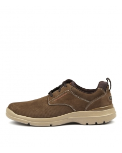 CITY EDGE BROWN NUBUCK