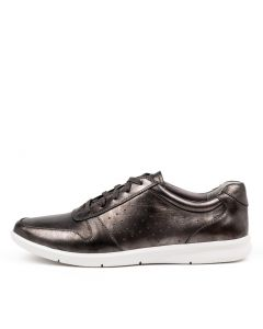 CITY LITE AYVA TIE MERCURY LEATHER