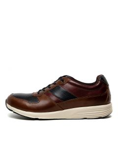 CITY LITE M TS UBAL COGNAC NAVY LEATHER
