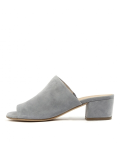EMENIAS BLUE GREY SUEDE