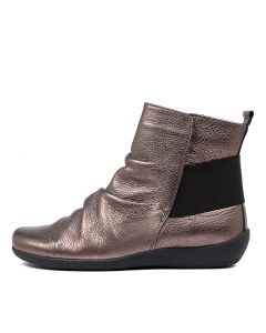 BOOT CAMP BRONZE LEATHER