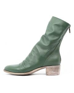 JOETTE OLIVE LEATHER