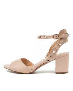 GERRI TO NUDE LEATHER