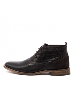 CHISM BLACK LEATHER