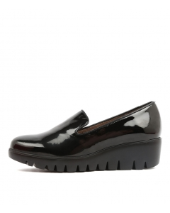 WINDS BLACK PATENT LEATHER