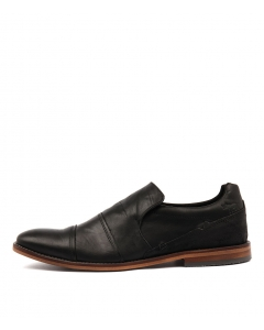 DUBLIN WR BLACK LEATHER