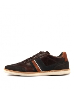 MILES WR DARK BROWN LEATHER